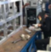 รับผลิตโครงสร้างเหล็ก เสาสัญญาณโทรคมนาคม เสาไฟฟ้า เสาโทรศัพท์/วิทยุสื่อสาร