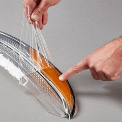 STPT11 | Protection Tape ฟิล์มกันรอย พีวีซีป้องกันรอยขีดข่วน (ใส-ไม่มีสี