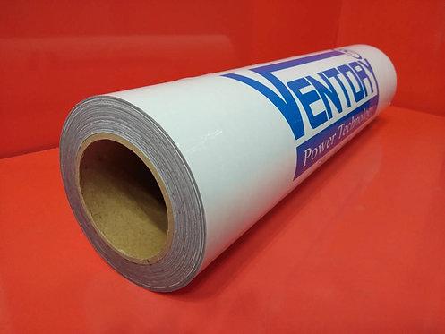 STPT04   Protection Tape ฟิล์มกันรอย พีวีซีป้องกันรอยขีดข่วน สีขาว/ดำ