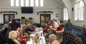 Elderberries Christmas Meal