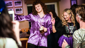 Boogie on down at the Evergreen 70's & 80's Night