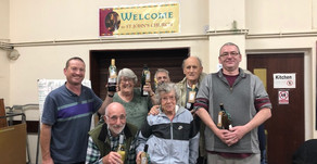 Winners and Losers at Evergreen Quiz Night