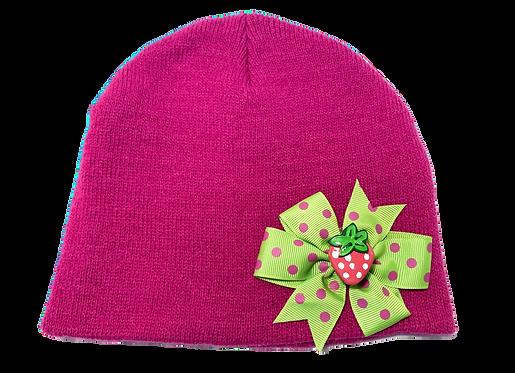 Strawberry Winter Hat