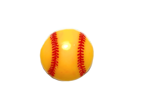Softball Button Covers