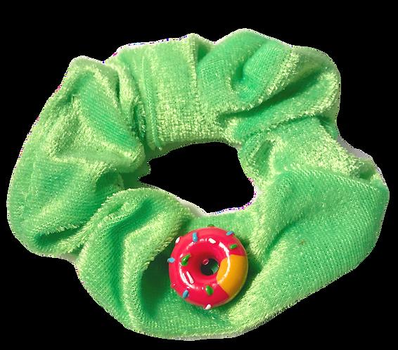 Donut Scrunchie