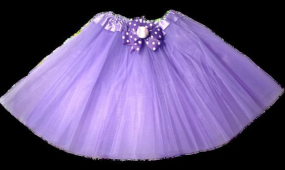 Baseball Tutu-Lavender