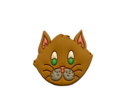 Kitty Button Cover
