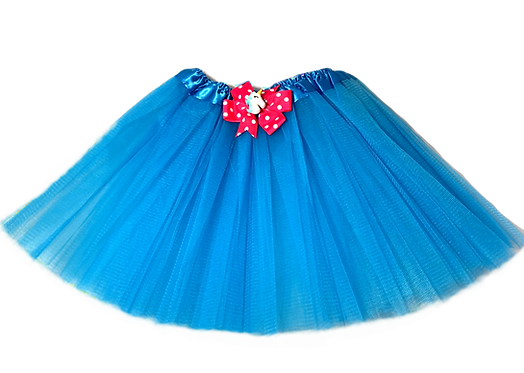 Unicorn Tutu-Blue