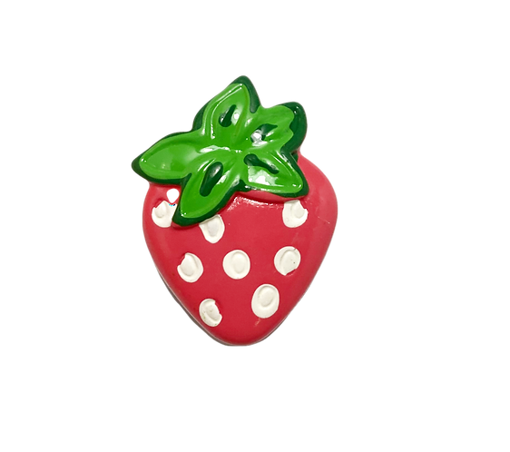 Strawberry Button Cover