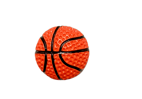 Basketball Button Cover