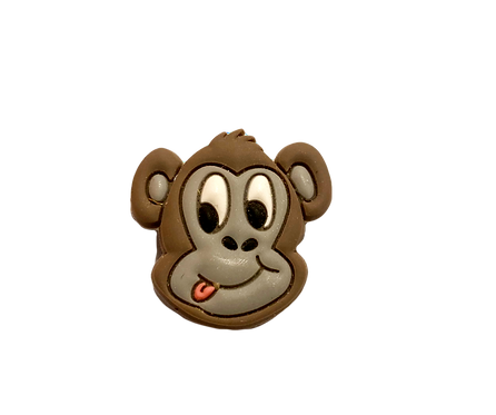 Monkey Button Cover