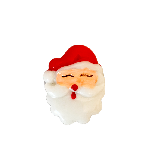 Santa Button Cover