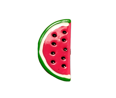 Watermelon Button Cover