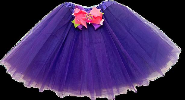 Lolli Pop Tutu-Purple