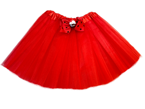 Cupcake Tutu-Red