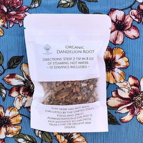 Organic Dandelion Root