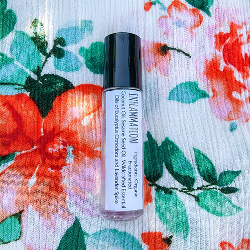 INFLAMMATION Essential Oil Blend