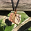 Thumbnail: Wire Wrapped Desert Jasper Necklace