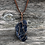 Thumbnail: Wire Wrapped Sodalite Necklace