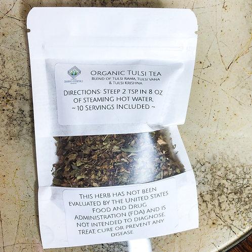 Organic Holy Basil (Tulsi) Tea Blend