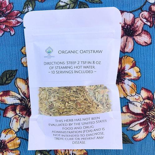Organic Oatstraw