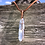 Thumbnail: Wire Wrapped Raw Kyanite Necklace