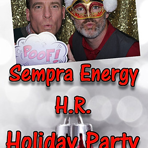 Sempra Energy Holiday Party 2015