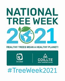 Tree Week 2021 Logo