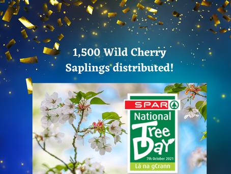 SPAR National Tree Day