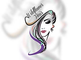 Wildflower Hair Logo
