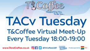 TACv Tuesdays - Virtual Socials