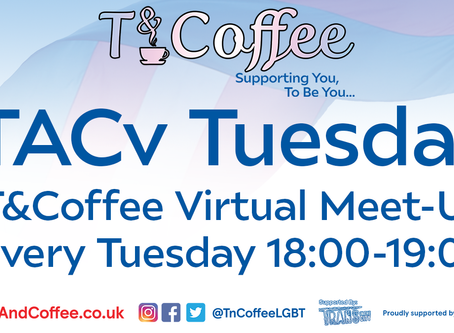 TACv Tuesdays - Virtual Socials