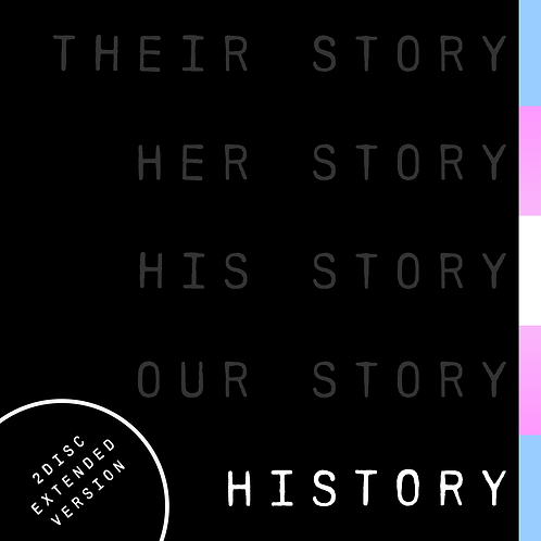History - A Benefit Album - Double CD Edition