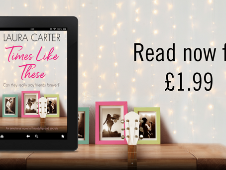 Times Like These: Out Now! Just £1.99.