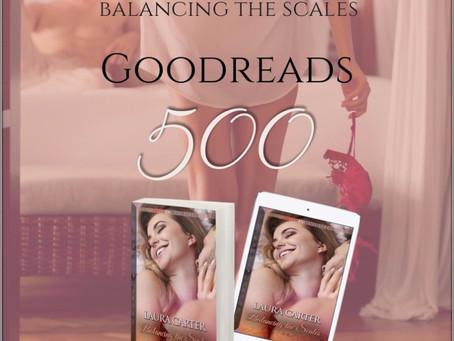 Goodreads 500 - Exclusive Excerpt