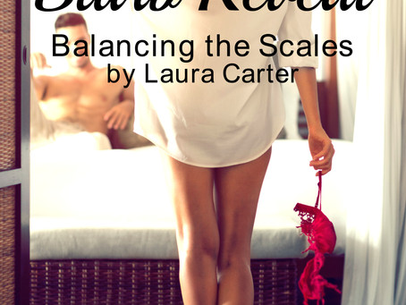 Blurb Reveal for Balancing the Scales