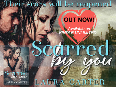 SCARRED BY YOU - OUT NOW!
