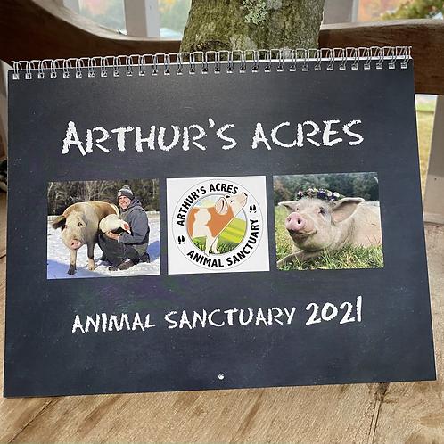 2021 AAA Calendar