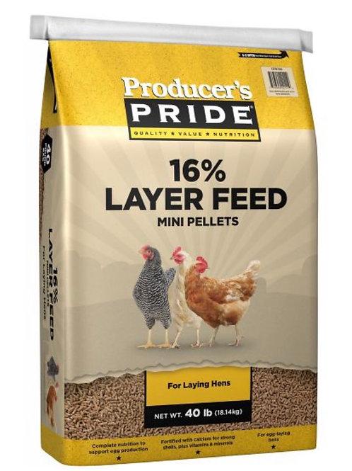 Chicken Pellets