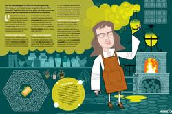 Petit Sapiens magazine 'Isaac Newton'