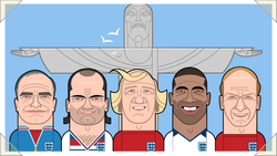 The Guardian- England World Cup