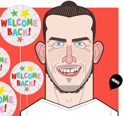 The Guardian 'Gareth Bale'