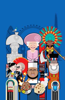 London- A Very Peculiar History