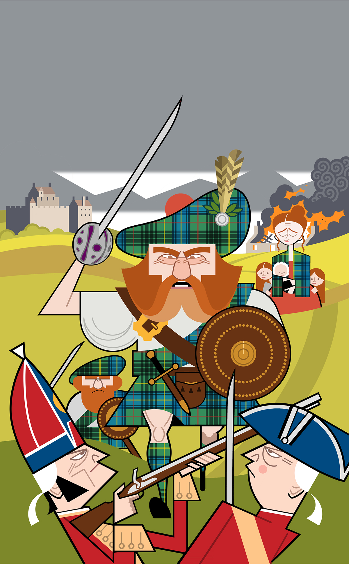 Scottish Clans- A Very Peculiar History