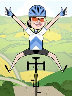 Cycling Week 'Joy'