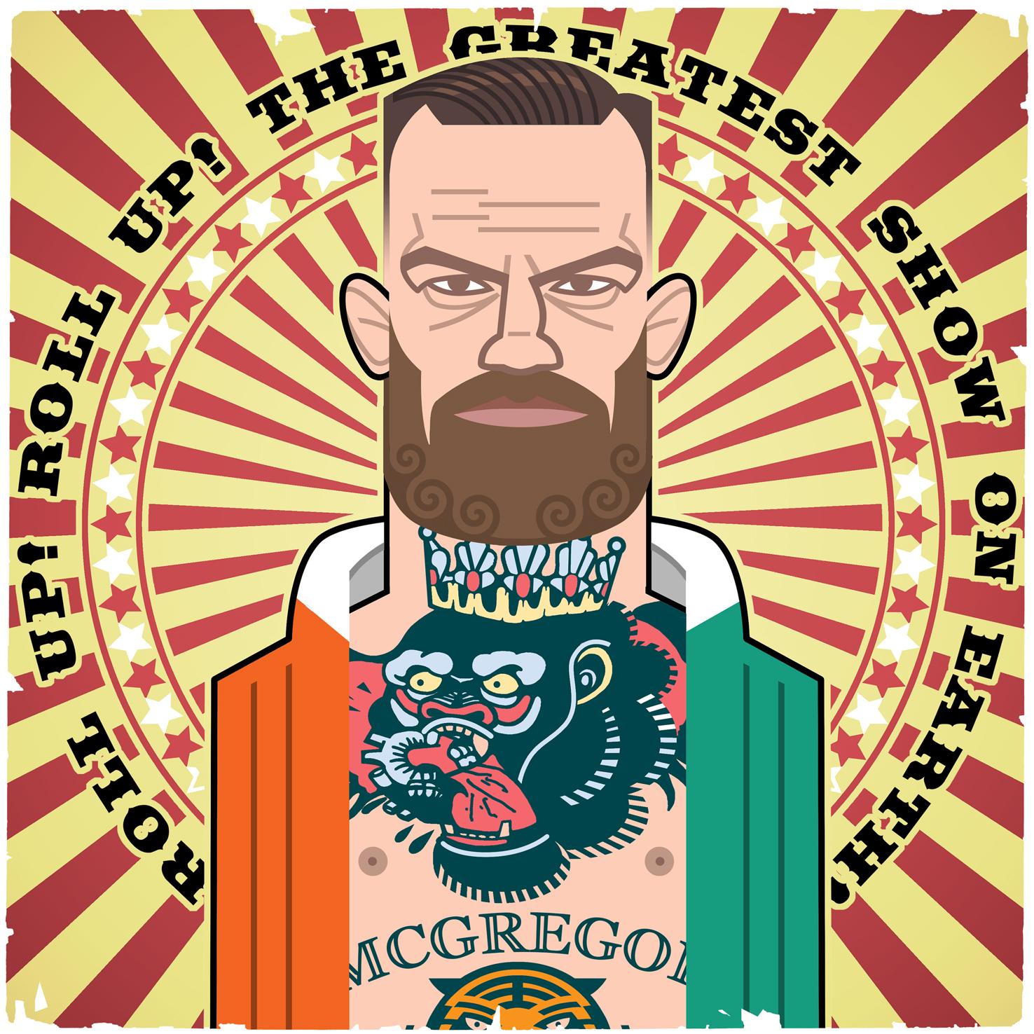 Sport Magazine-'Conor McGregor'