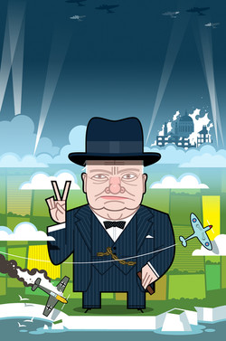 Churchill- A very Peculiar History