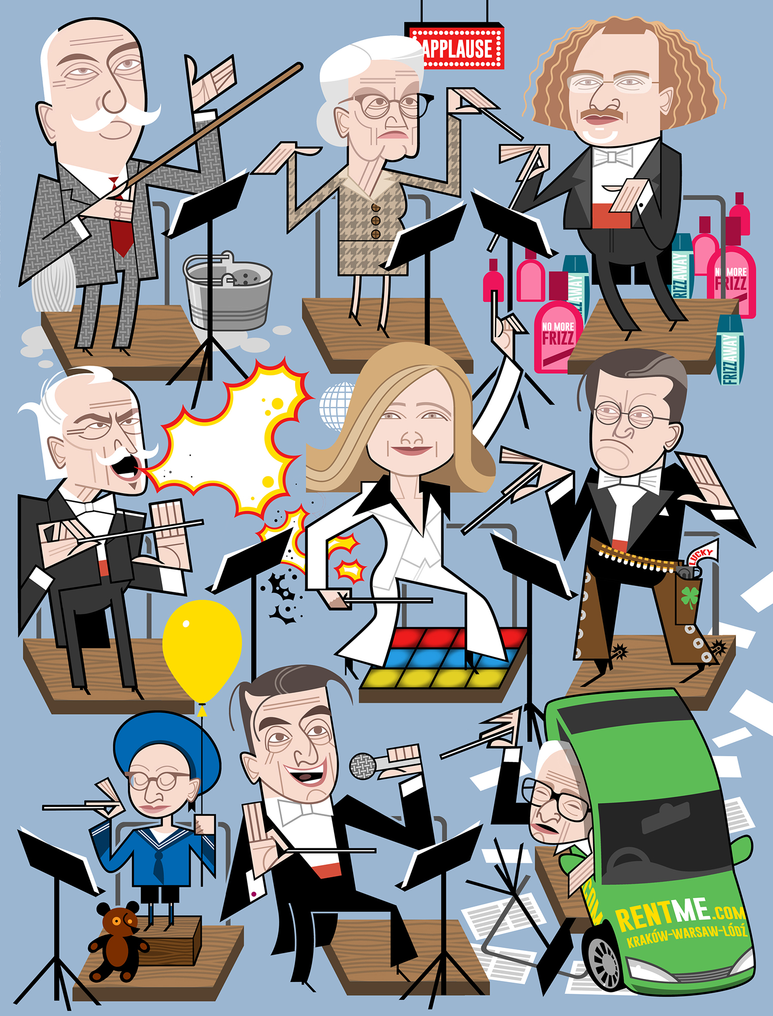 BBC Music 'Conductor Styles'