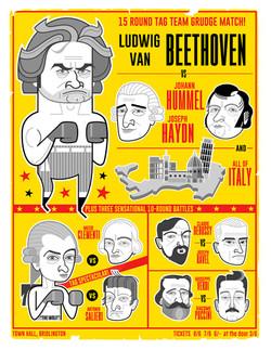 BBC Music Magazine 'Composer Rivals'