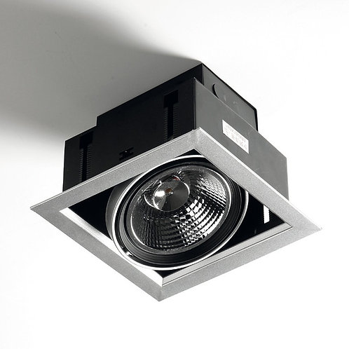 RECESSED FIXTURES WITH LED AR111 - 1x